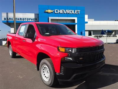 2021 Chevrolet Silverado 1500 Crew Cab 4x4, Pickup #64576 - photo 1