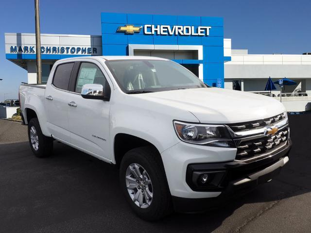 2021 Chevrolet Colorado Crew Cab 4x2, Pickup #64591 - photo 1