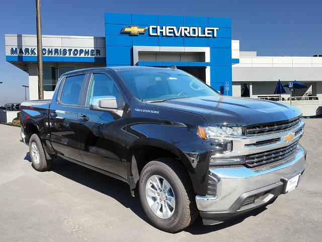 2021 Chevrolet Silverado 1500 Crew Cab 4x2, Pickup #64654 - photo 1