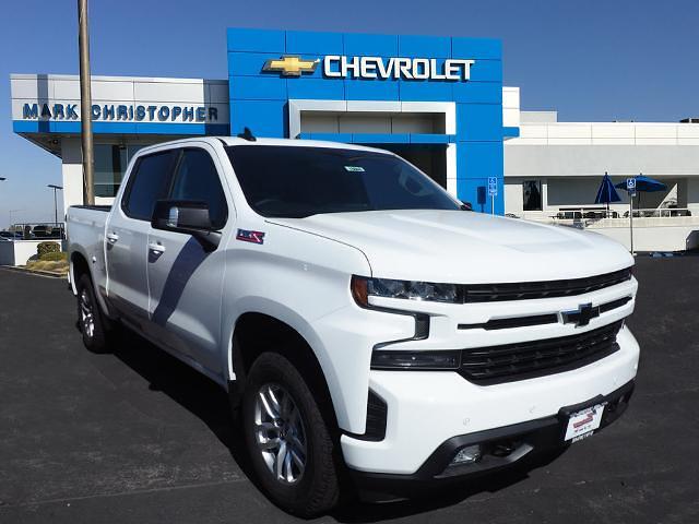 2021 Chevrolet Silverado 1500 Crew Cab 4x4, Pickup #64661 - photo 1