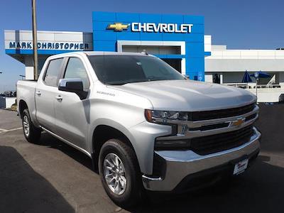 2021 Chevrolet Silverado 1500 Crew Cab 4x2, Pickup #64676 - photo 1
