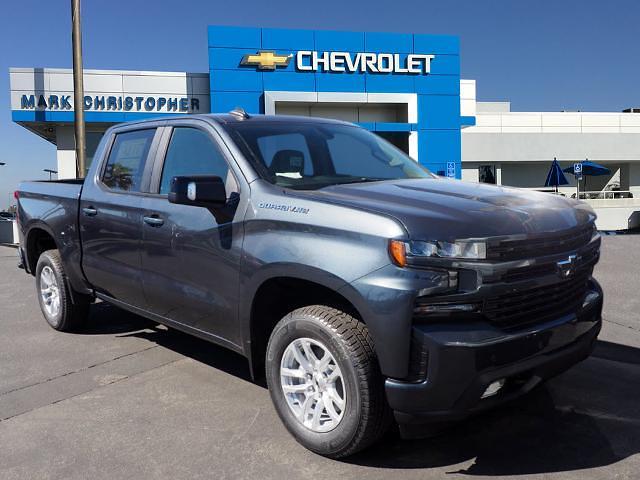 2021 Chevrolet Silverado 1500 Crew Cab 4x2, Pickup #64723 - photo 1