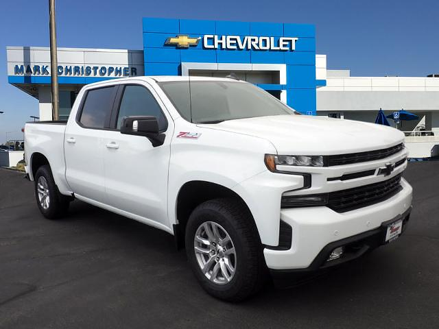 2021 Chevrolet Silverado 1500 Crew Cab 4x4, Pickup #64730 - photo 1
