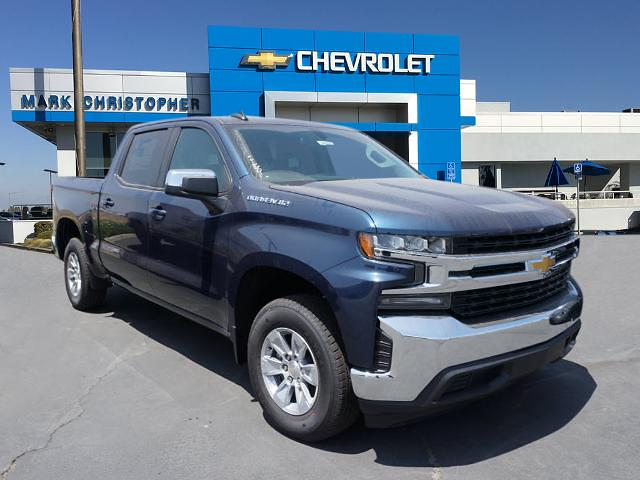 2021 Chevrolet Silverado 1500 Crew Cab 4x2, Pickup #64990 - photo 1