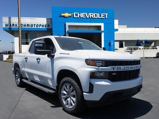 2021 Chevrolet Silverado 1500 Crew Cab 4x4, Pickup #65046 - photo 1