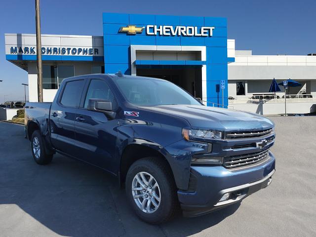 2021 Chevrolet Silverado 1500 Crew Cab 4x4, Pickup #65174 - photo 1