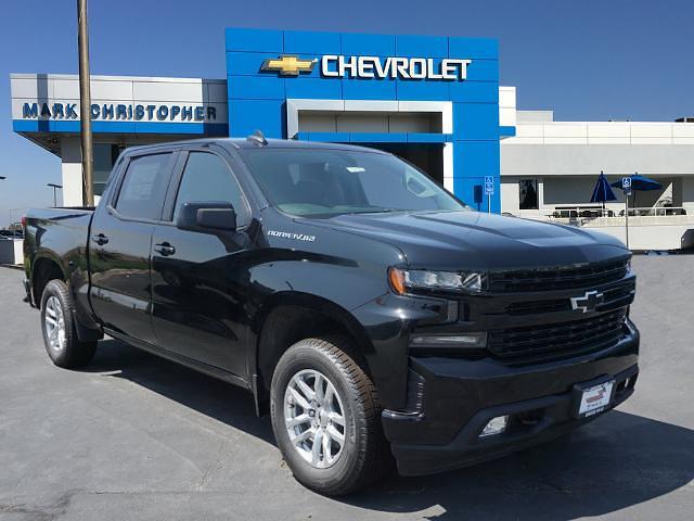 2021 Chevrolet Silverado 1500 Crew Cab 4x2, Pickup #65187 - photo 1