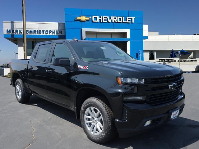 2021 Chevrolet Silverado 1500 Crew Cab 4x4, Pickup #65206 - photo 1