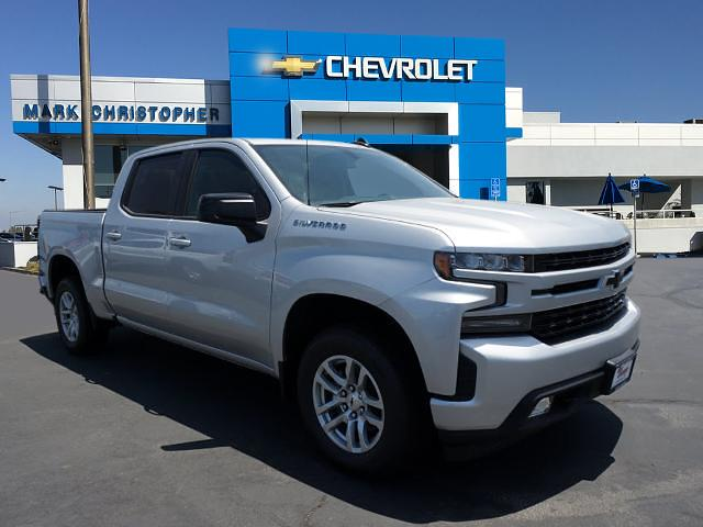 2021 Chevrolet Silverado 1500 Crew Cab 4x2, Pickup #65230 - photo 1