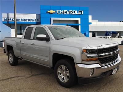 2018 Silverado 1500 Double Cab, Pickup #77612 - photo 1