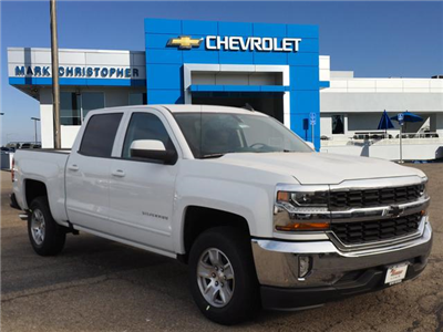 2018 Silverado 1500 Crew Cab, Pickup #77862 - photo 1