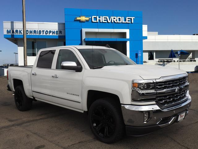 2018 Silverado 1500 Crew Cab 4x2,  Pickup #78119 - photo 1