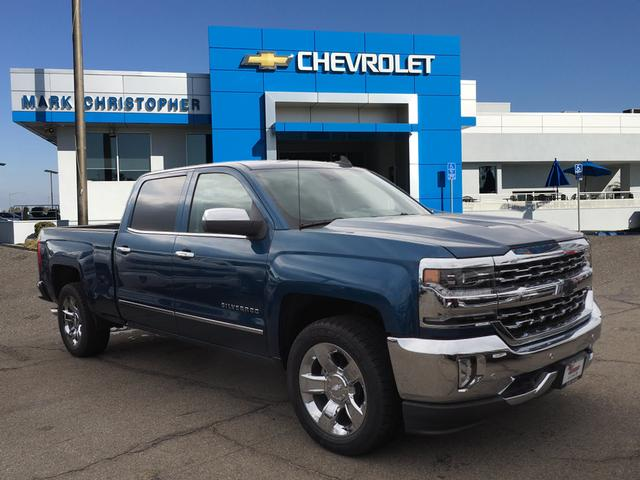 2018 Silverado 1500 Crew Cab, Pickup #78230 - photo 1