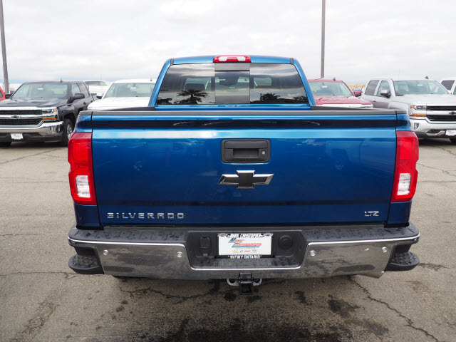 2018 Silverado 1500 Crew Cab, Pickup #78230 - photo 2