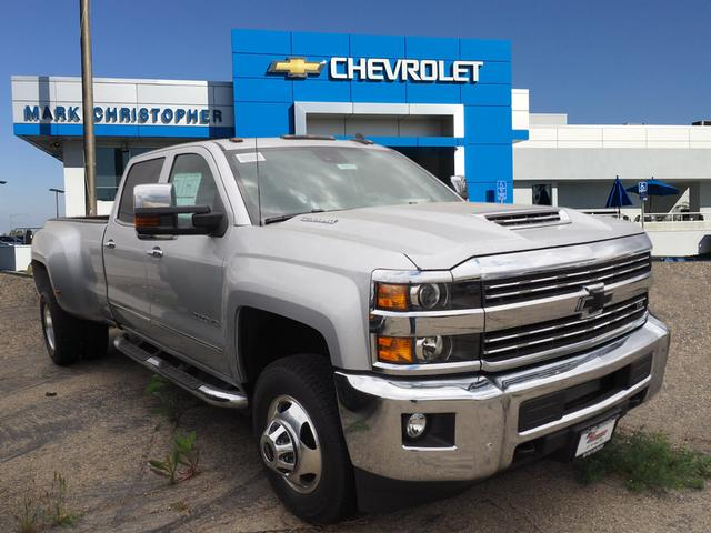 2018 Silverado 3500 Crew Cab, Pickup #78313 - photo 1