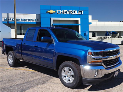 2018 Silverado 1500 Double Cab, Pickup #78650 - photo 1