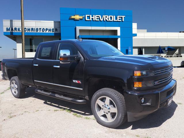 2018 Silverado 2500 Crew Cab 4x4, Pickup #78658 - photo 1