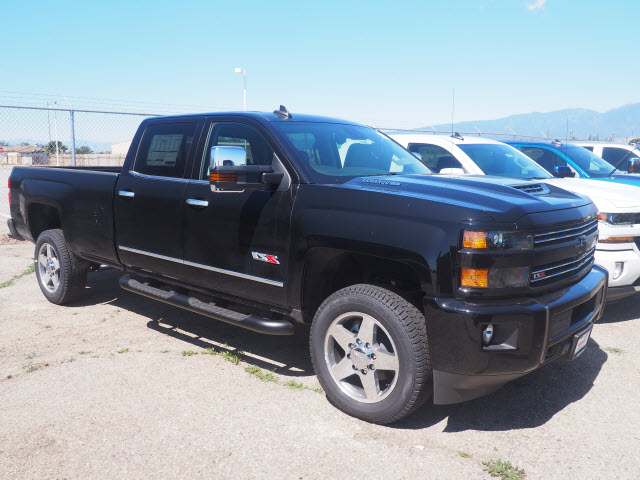 2018 Silverado 2500 Crew Cab 4x4, Pickup #78658 - photo 3