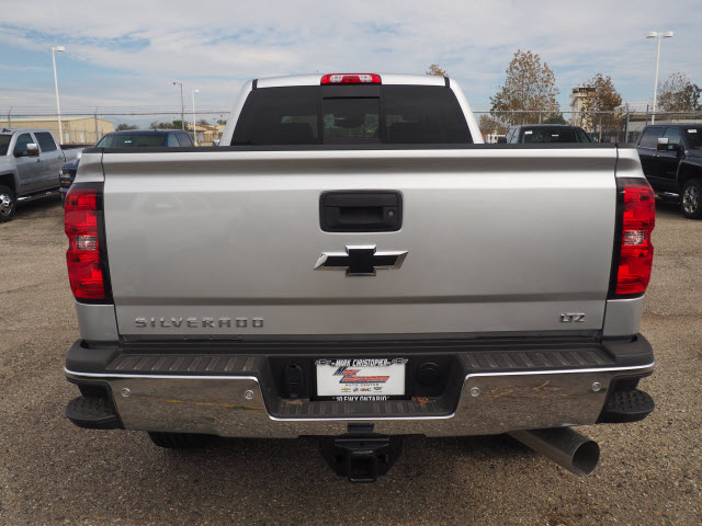 2018 Silverado 2500 Crew Cab 4x4, Pickup #78660 - photo 5