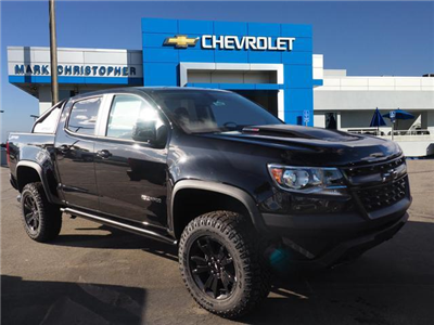 2018 Colorado Crew Cab 4x4,  Pickup #78680 - photo 1