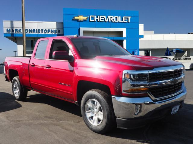 2018 Silverado 1500 Double Cab 4x2,  Pickup #78717 - photo 1