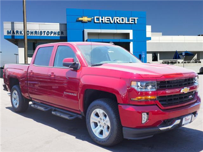 2018 Silverado 1500 Crew Cab 4x4,  Pickup #79203 - photo 1