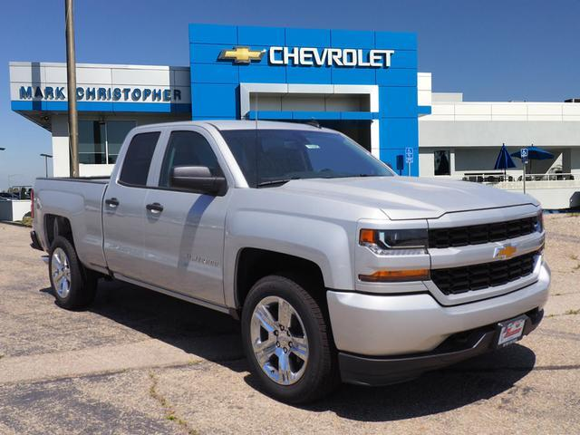 2018 Silverado 1500 Double Cab 4x2,  Pickup #79369 - photo 1