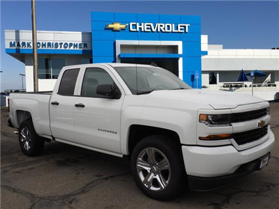 2018 Silverado 1500 Double Cab 4x2,  Pickup #79399 - photo 1