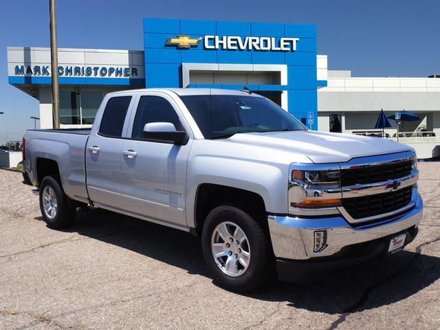 2018 Silverado 1500 Double Cab 4x2,  Pickup #79704 - photo 1