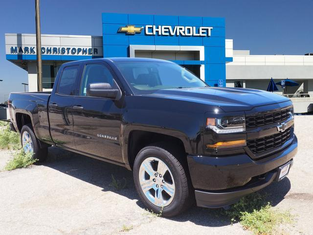 2018 Silverado 1500 Double Cab 4x2,  Pickup #79772 - photo 1