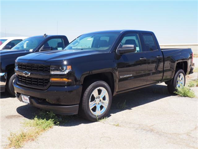 2018 Silverado 1500 Double Cab 4x2,  Pickup #79772 - photo 11