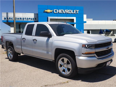 2018 Silverado 1500 Double Cab 4x2,  Pickup #79886 - photo 1
