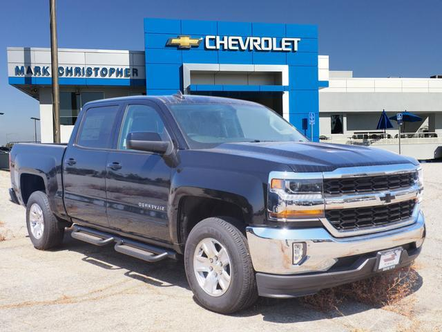 2018 Silverado 1500 Crew Cab 4x2,  Pickup #79940 - photo 1