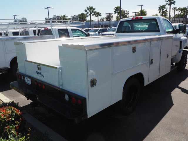 2019 Silverado 4500 Regular Cab DRW 4x2, Harbor Service Body #90000 - photo 1