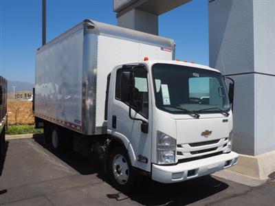 2019 Chevrolet LCF 4500XD, Morgan Dry Freight