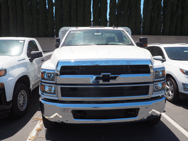 2020 Chevrolet Silverado 5500 Regular Cab DRW 4x2, Cab Chassis #90004 - photo 1