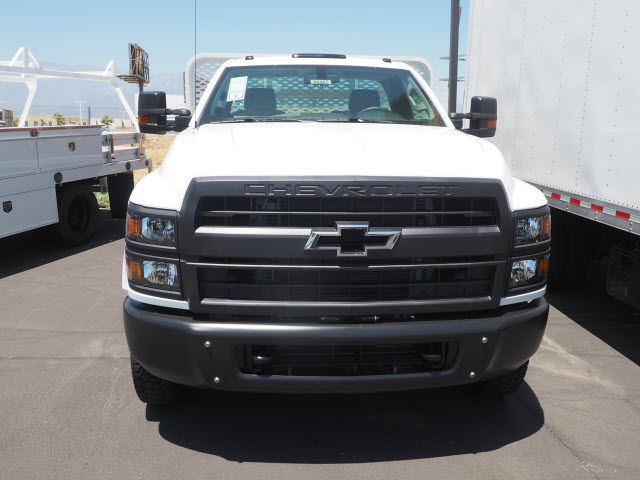 2020 Chevrolet Silverado 4500 Regular Cab DRW 4x2, Cab Chassis #90005 - photo 1