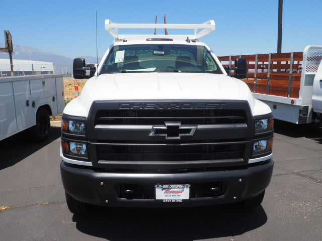 2020 Chevrolet Silverado 5500 Regular Cab DRW 4x2, Cab Chassis #90006 - photo 1