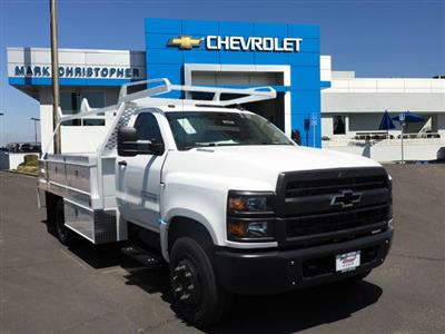 2020 Chevrolet Silverado 5500, Scelzi Contractor Body