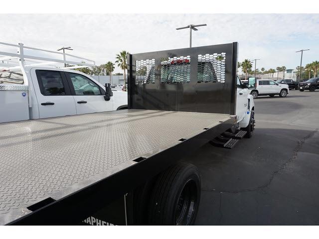 2021 Chevrolet Silverado 4500 Crew Cab DRW 4x2, Knapheide Platform Body #90019 - photo 1