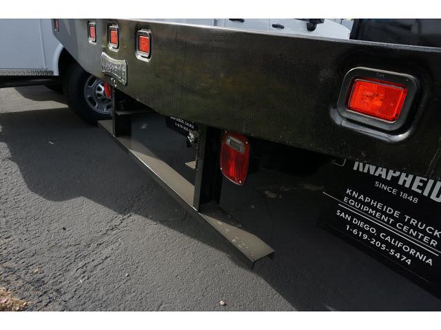 2021 Chevrolet Silverado 4500 Crew Cab DRW 4x2, Knapheide Value-Master X Platform Body #90019 - photo 11