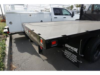 2021 Chevrolet Silverado 4500 Crew Cab DRW 4x2, Knapheide Value-Master X Platform Body #90019 - photo 10