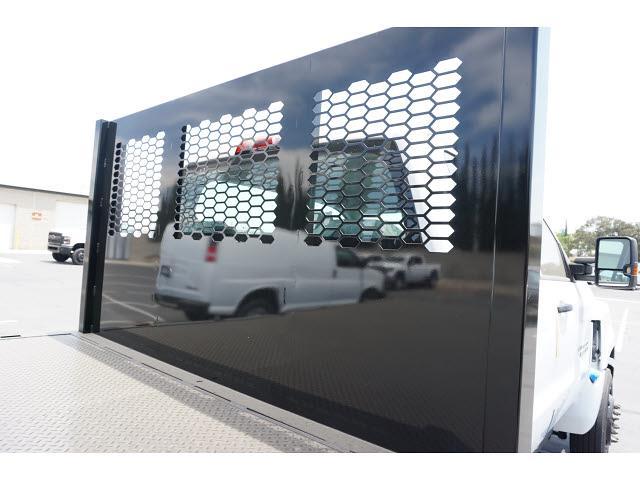 2021 Silverado 4500 Crew Cab DRW 4x2,  Knapheide Value-Master X Platform Body #90026 - photo 10