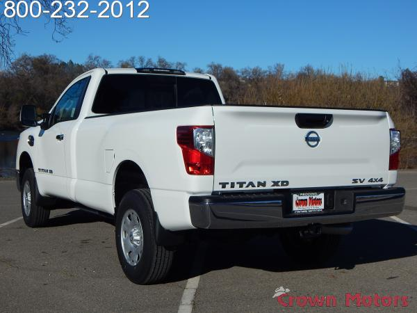 2017 Titan Regular Cab, Pickup #17N112 - photo 2