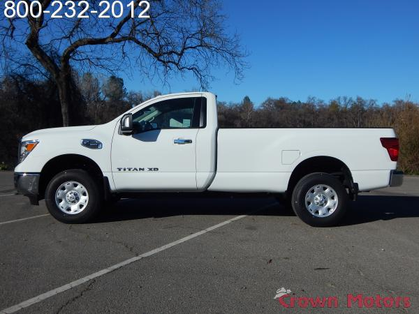 2017 Titan Regular Cab, Pickup #17N112 - photo 3