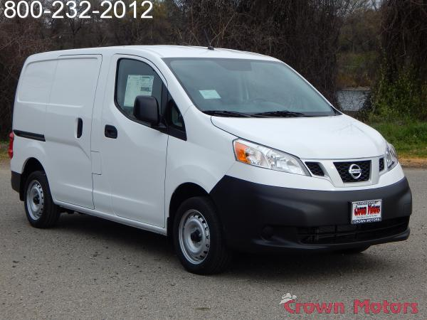 2017 NV200, Cargo Van #17N585 - photo 13