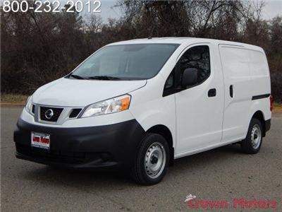 2017 NV200, Cargo Van #17N585 - photo 1