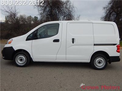2017 NV200, Cargo Van #17N585 - photo 4