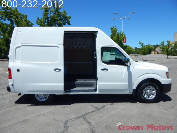 2018 NV HD High Roof,  Empty Cargo Van #18N222 - photo 10
