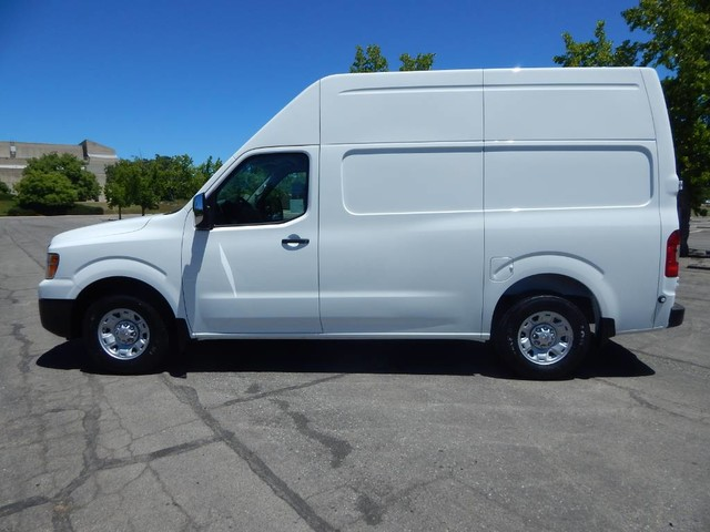2018 NV HD High Roof,  Empty Cargo Van #18N222 - photo 4
